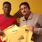 Former Inter Allies midfielder Afeez Aremu joins IK Start