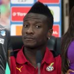 Asamoah Gyan launches fresh disguised attack on Prince Tagoe and Nana Aba