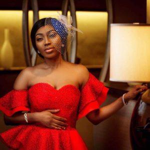 PHOTOS: Paul Afoko's young wife stuns in birthday shoot