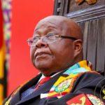 Prof. Oquaye is acting Ghanaian president