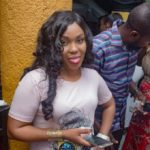 Actress splashes GHC7,000 in pool party