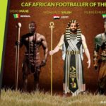 Full list of winners at 2017 CAF Awards