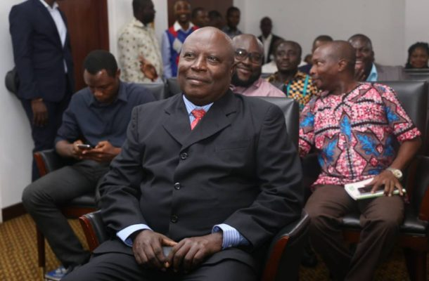 We won't congratulate Martin Amidu - NDC