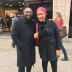 Breaking News: Ghana Vice President Bawumia spotted in good health in London - PHOTOS and VIDEO