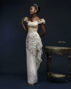PHOTOS: Gorgeous Bridal gown collection by Ghanaian Designer, Ophelia Crossland