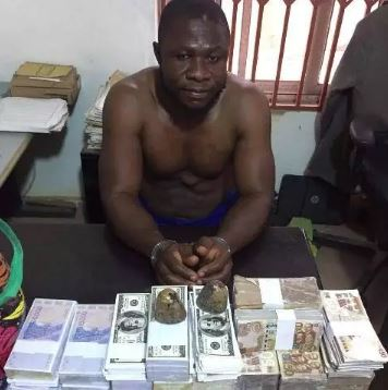 Police invade 'Juju man's residence for possessing fake currencies