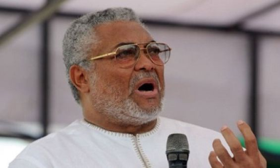 Rawlings wishes to rule Ghana for just 1 year