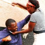 A/R: Wife, son beat husband to death