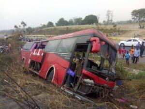 PHOTOS: Fatal accident at Teacher-Mante kills 10
