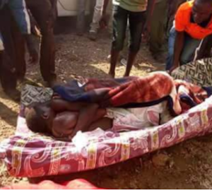 Photos: Married man gets stuck inside his lover while having sex at a guest house
