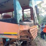 Photos: 2 dead, scores injured in gory MMT bus accident