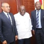 Ghana President Akufo-Addo to attend CAF awards today