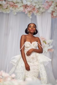 PHOTOS: Perfect wedding gowns for the modern Ghanaian Bride who loves culture & style