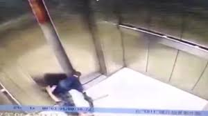VIDEO: Woman's leg severed in horror lift accident