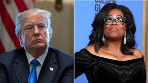 Trump: 'Yeah I'll beat Oprah. Oprah would be a lot of fun'