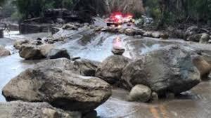 Thirteen dead amid California heavy rains and mudslides