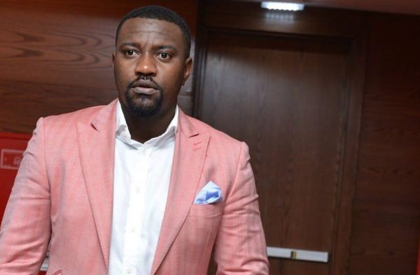 John Dumelo begs Canadian security experts to rescue Taadi girls; offers to pay