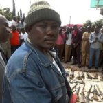 Wanted hardened criminal nicknamed Ghana kills 2 policemen in Nigeria