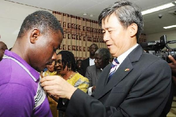 Ghana has the highest number of African students in China - Envoy