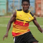 IK Start midfielder Isaac Twum reminisces first training session with Black Stars