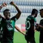 Ghana defender Joseph Aidoo scores for Genk in Lokeren win