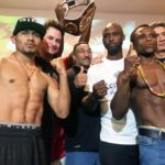 Isaac Dogbe knocks out Cesar Juarez in round 5