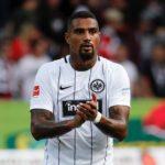 Kevin-Prince Boateng scores in Eintracht Frankfurt win in German Bundesliga