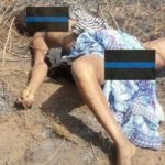 PHOTOS: Woman killed, dumped in bush