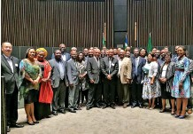Ghana ambassador in South Africa hails Johannesburg initiative to engage Africa