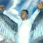 VIDEO: Ghanaian prophet, Bishop Obinim 'flies' to Heaven