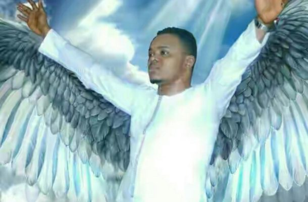 VIDEO: Ghanaian prophet, Bishop Obinim 'flies' to Heaven