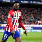 Thomas Partey's agent calm about his client's Athletico Madrid future