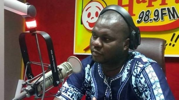 Breaking News: PJ Mosey resigns from Happy FM