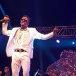 EXCLUSIVE: Shatta Wale thrills football fans at CAF awards tonight