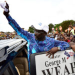 Confusion rocks Liberia over choice of venue for Weah inauguration