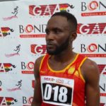 GAA Circuit Championship: Disappointed Malik Yakubu reveals injury after losing 10,000m race