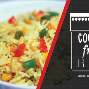 VIDEO: GhanaGuardian Kitchen- How to make delicious Coconut Fried Rice |Recipe
