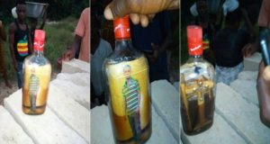 PHOTOS: Mysterious bottle containing man's photograph, crucifix found on River