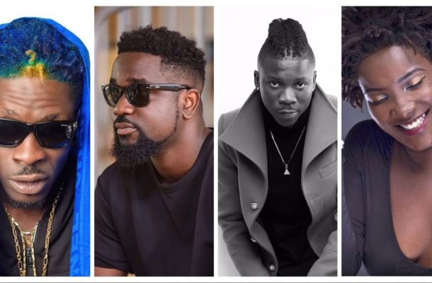 Ebony, Shatta Wale, Sarkodie, Others nominated for African Music Awards