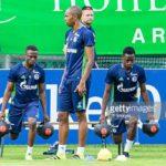 Schalke 04 duo Tekpetey, Baba Rahman resume training ahead of Freiburg clash