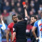 Swansea City will NOT appeal Jordan Ayew's red card