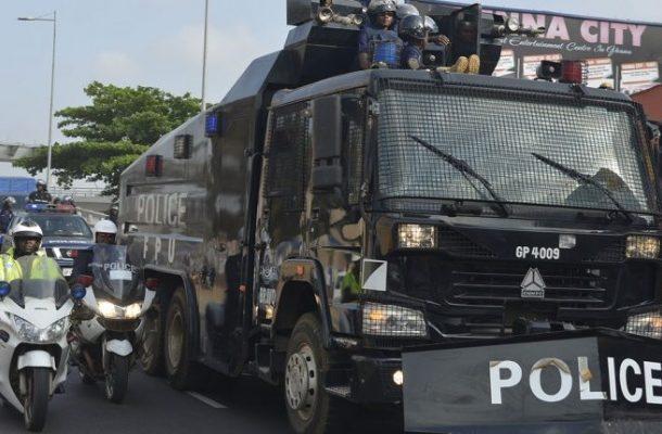 Another Kwabenya cop killer arrested