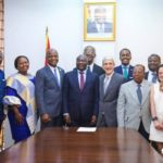 Yale University partners University of Ghana