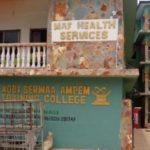 Nursing training school closed down in Ashanti region