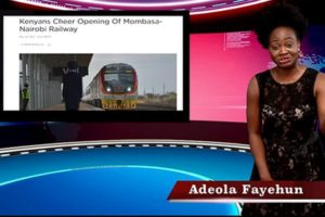 Hilarious video: Kenya's $3.2bn train project beats Nigeria's $12bn project