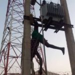 Nigeria:Man electrocuted by a transformer while in an attempt to steal cables