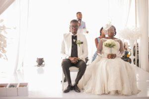 PHOTOS: Celebrity Blogger Ameyaw Debrah marries heart-rob in lavish ceremony