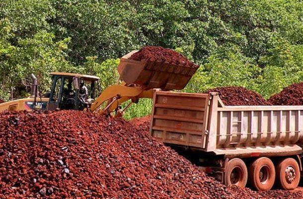 Ghana seeks to barter bauxite for roads, bridges