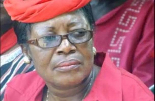 Where is NDC's Ama Benyiwaa Doe?