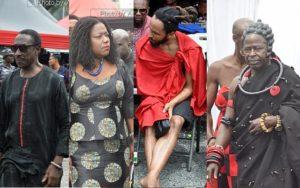 PHOTOS: Politicians, Celebrities, Chiefs bid Ebony farewell